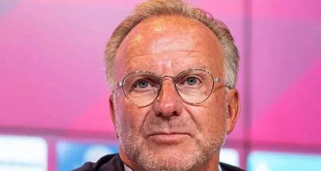 """Giám đốc Bayern Munich: """"Đó là một phát súng cảnh cáo"""""""