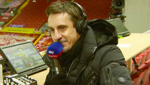 Gary Neville chọn ra thủ thành số 1 Premier League