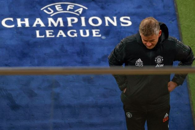 5 trận đấu thất vọng nhất mùa bóng 2020/21 của Man Utd