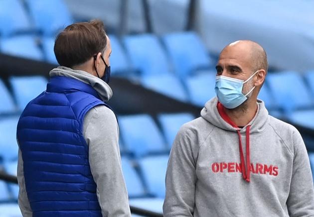 "Guardiola: ""Tuchel nói cho tôi chiến thuật chung kết Champions League"""