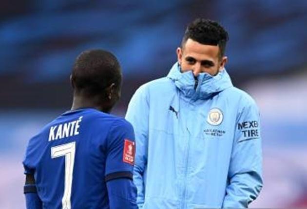 Kante gia nhập Man City? Mahrez nói thẳng 1 câu