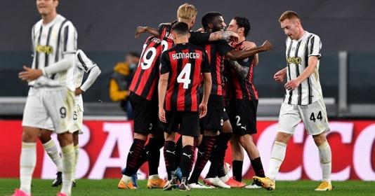 Chấm điểm Juve trận AC Milan: Thất vọng Ronaldo!