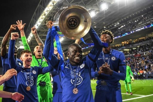 """N'Golo Kante và """"mốc son"""" trên hành trình giành Quả bóng vàng"""