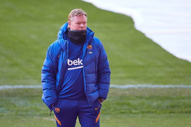 "Thay Koeman, Barca nhắm ứng viên ""cực khủng"" từ Premier League"