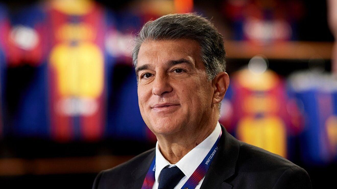 """Laporta: """"Tuần tới, Barca sẽ có những quyết định quan trọng"""""""