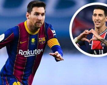 """""""Thật tuyệt khi chơi bóng với Messi tại PSG"""""""