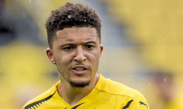 Jadon Sancho mở toang cánh cửa gia nhập Man Utd
