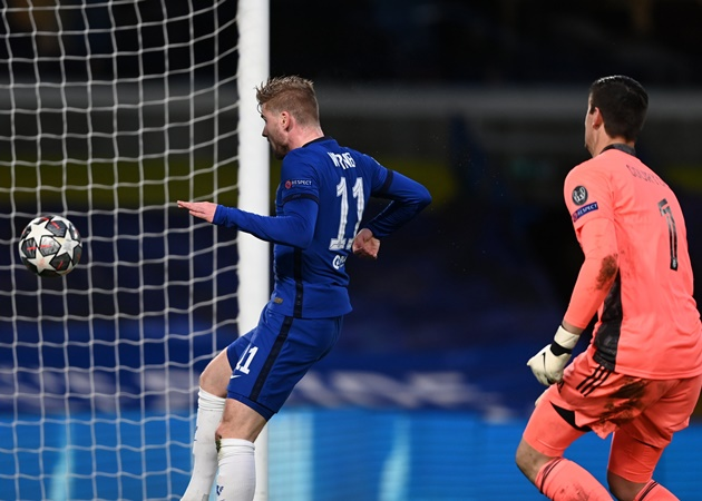 Timo Werner: 'Thiago Silva đã trực tiếp xin lỗi tôi'