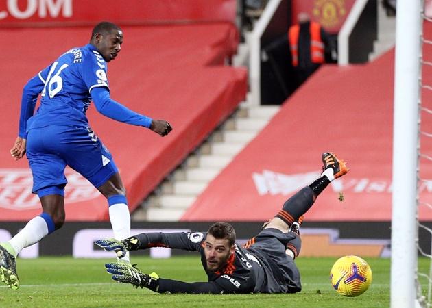 Ole có động thái mới, số phận De Gea tại Man Utd quá bấp bênh