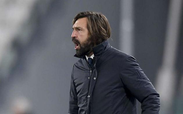 Pirlo xác định tương lai với Juventus