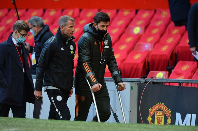 Man Utd thất thủ, Ole cùng Roy Keane có chung quan điểm về Maguire