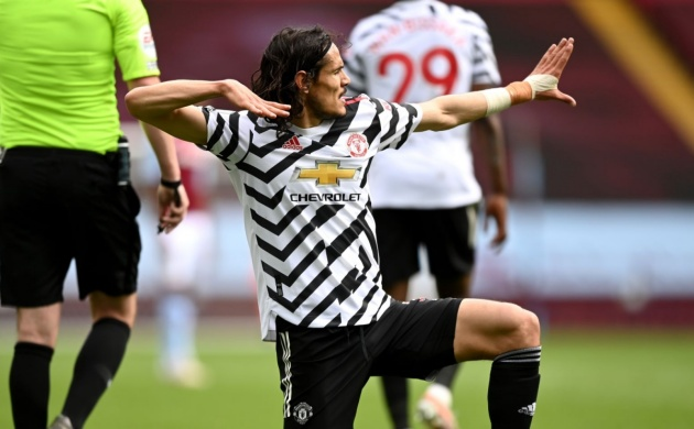 """Tìm thấy """"siêu vũ khí"""", Man Utd giữ Cavani là quyết định đúng đắn"""