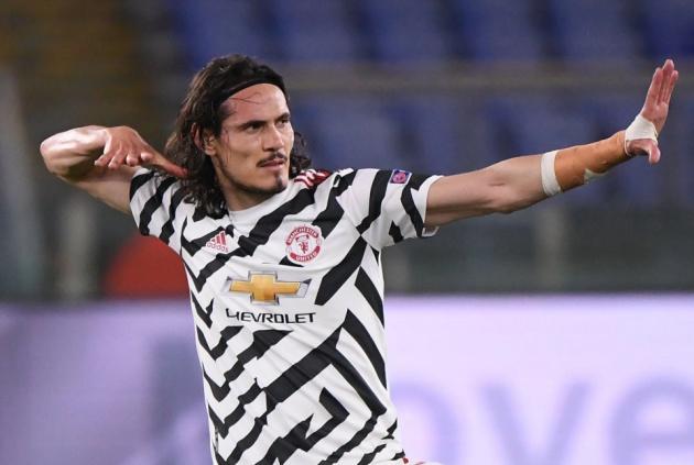 """Sau hiệu ứng Cavani, """"sát thủ 2 chân như 1"""" sẽ bùng nổ ở Man Utd?"""