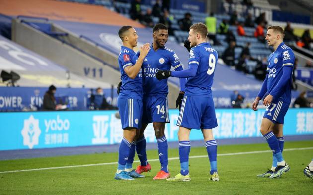 TRỰC TIẾP Man Utd 1-2 Leicester City: Trận đấu kết thúc!