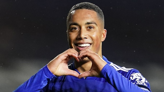 Leicester công bố cầu thủ xuất sắc nhất mùa