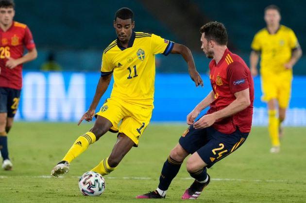 Sau trận đấu của Tây Ban Nha, Man Utd có lẽ đã tìm ra phương án B cho Haaland