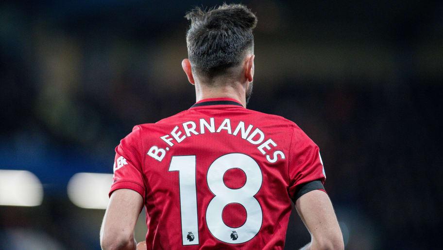 """Bruno Fernandes có thể được M.U trao số áo """"mơ ước"""" vào mùa tới?"""