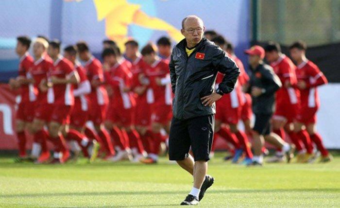 Xác nhận: HLV Park Hang-seo gạch tên 6 tuyển thủ trước trận gặp Indonesia