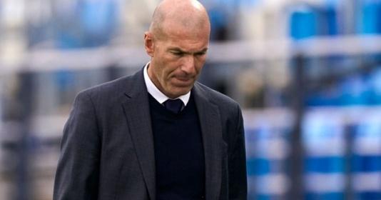 Zidane chia tay Real Madrid