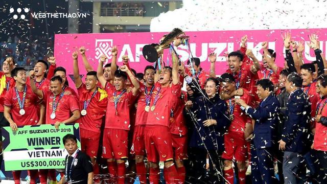 HLV Park Hang Seo và những dấu mốc lịch sử của bóng đá Việt Nam
