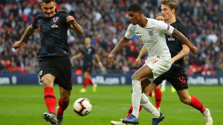 Thành tích đối đầu Anh vs Croatia