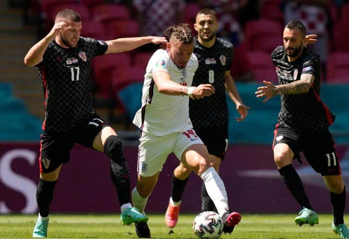Lịch thi đấu bóng đá EURO 2021 hôm nay 18/6: Derby Anh vs Scotland