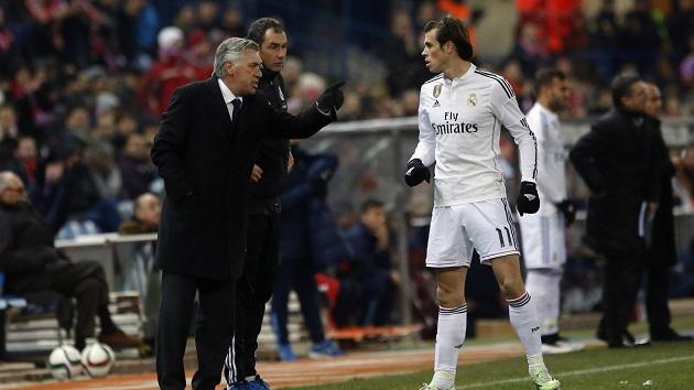 """Tại sao vừa cập bến Real, Ancelotti lại vỗ về """"khai quốc công thần""""?"""