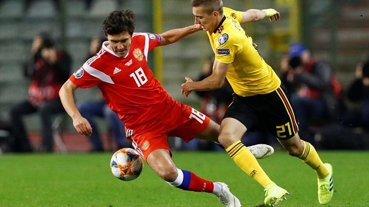 Lịch trực tiếp Bóng đá TV hôm nay 12/6: Bỉ vs Nga