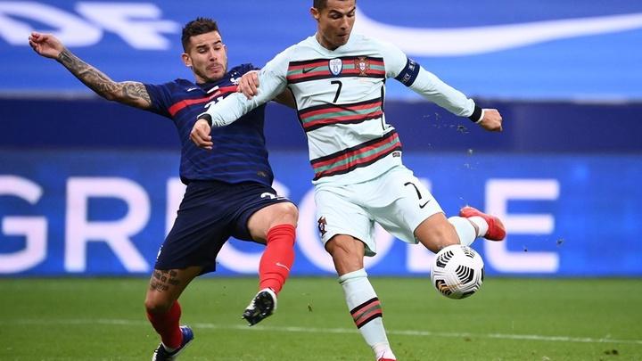 Lịch trực tiếp Bóng đá TV hôm nay 23/6: Bồ Đào Nha vs Pháp