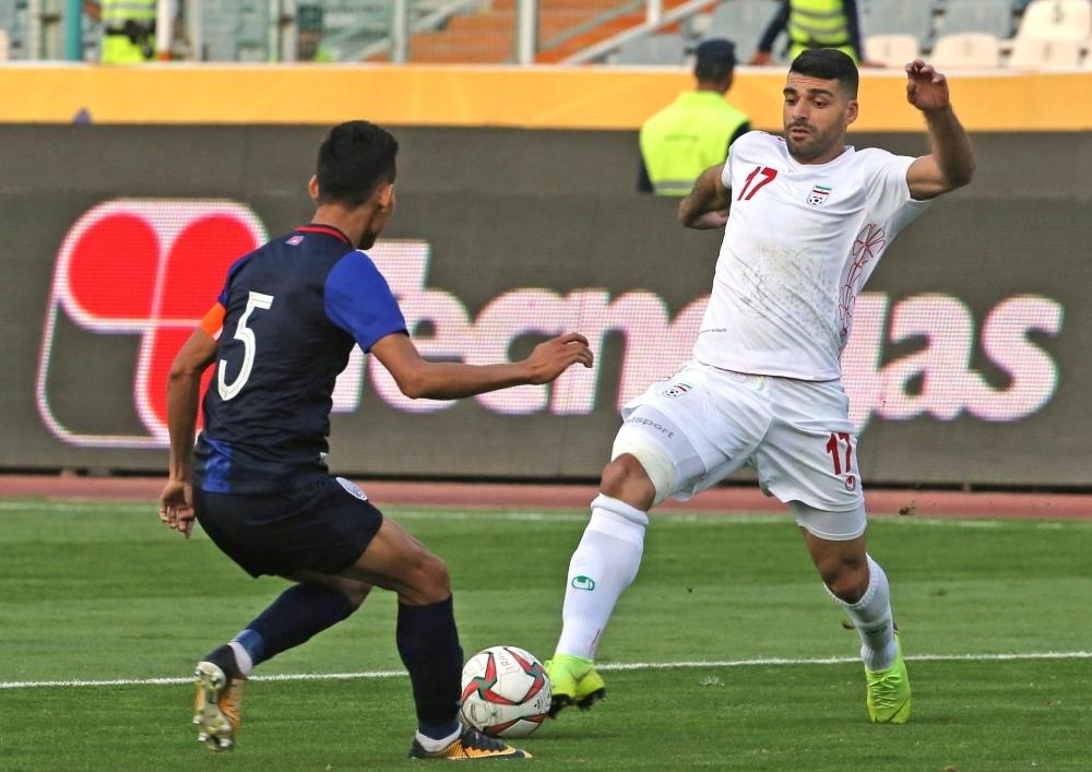 Link xem trực tiếp Campuchia vs Iran, vòng loại World Cup 2022