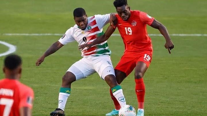 Kết quả Canada vs Haiti, video vòng loại World Cup 2022