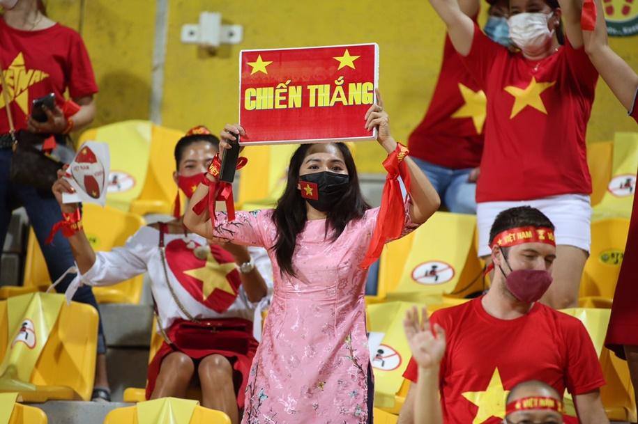 Dù thua, Việt Nam vẫn làm nên lịch sử ở VL World Cup 2022