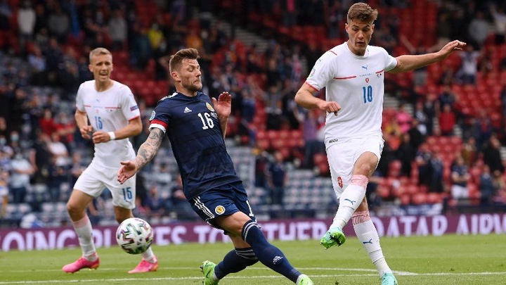 Thành tích đối đầu Croatia vs CH Séc