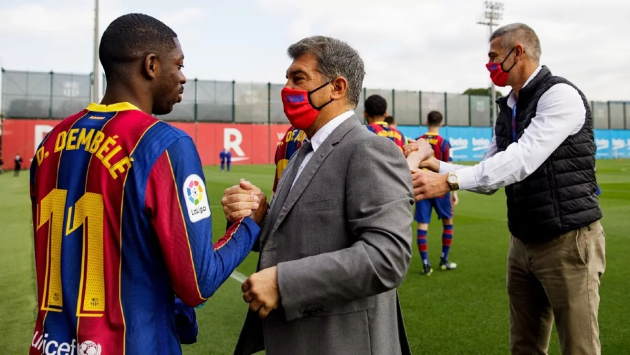 Nỗ lực bất thành, Barca sẵn sàng đẩy Dembele rời Camp Nou