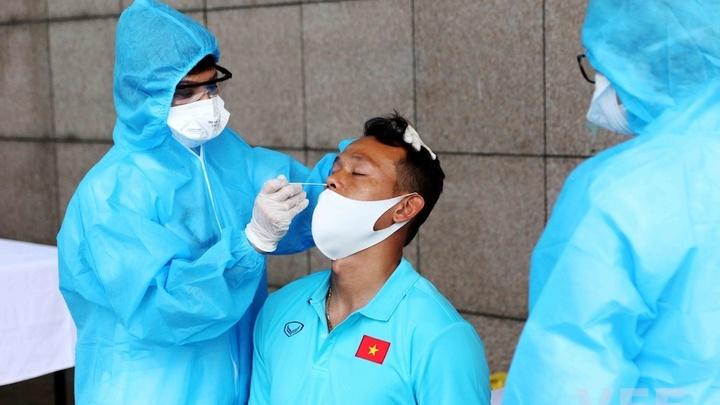ĐT Việt Nam có kết quả xét nghiệm âm tính lần 2 với COVID-19