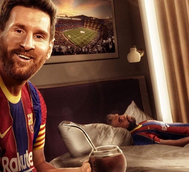 Cười té khói với loạt ảnh chế Aguero gia nhập Barca