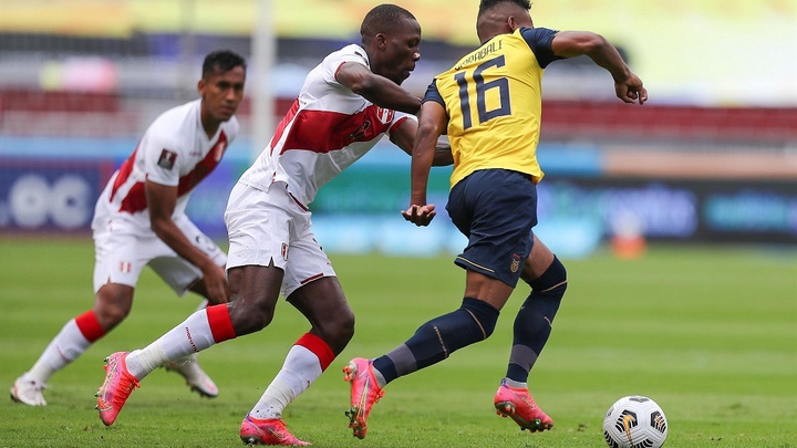 Kết quả Ecuador vs Peru, video bóng đá Copa America 2021
