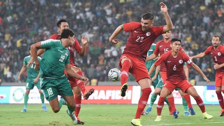 Link xem trực tiếp Hong Kong vs Iraq, vòng loại World Cup 2022