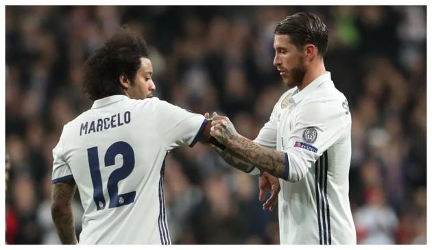 Lộ diện đội trưởng mới của Real Madrid