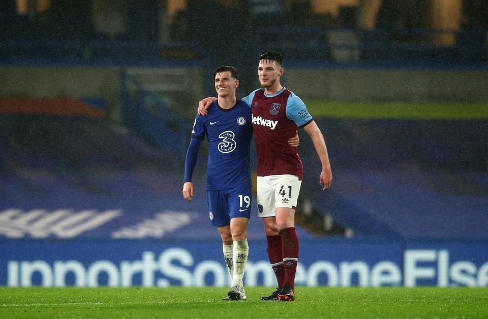 """Mason Mount nói thẳng lý do không chọn """"mục tiêu của Lampard"""" vào đội hình FIFA"""