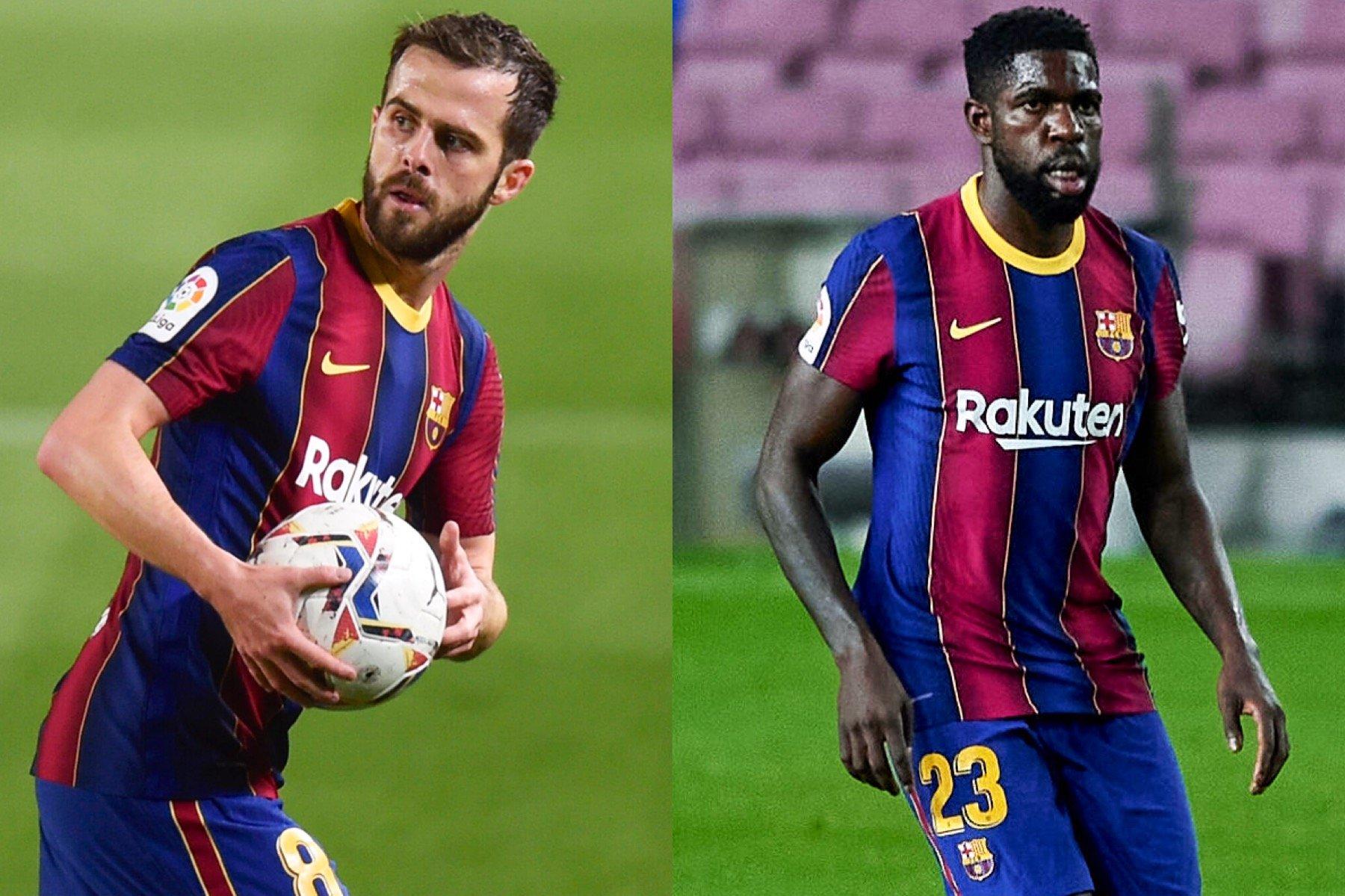 Barcelona chỉ thẳng 2 cái tên nên tìm bến đỗ mới