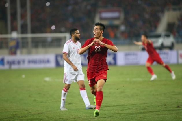 Thắng UAE, Việt Nam thể hiện thế áp đảo ở 3 phương diện