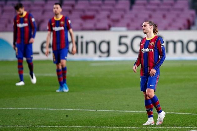 Từ tâm thư của Zidane, Koeman đang có số phận tương tự ở Barcelona?