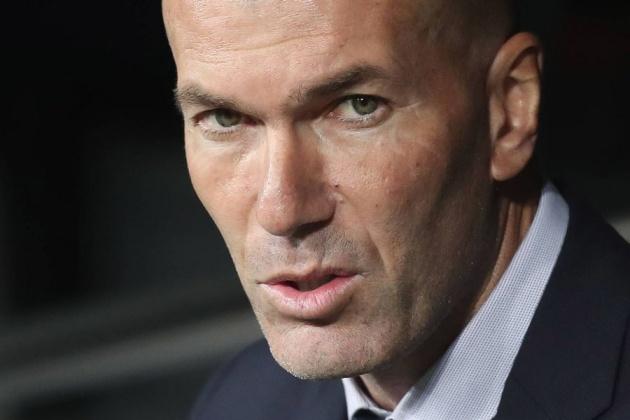 """Real phiền lòng trước hành động """"vô ơn"""" của Zidane"""
