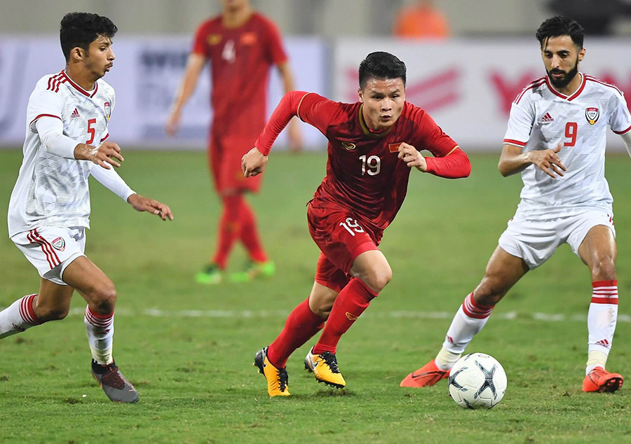 """Báo Anh nhận định: """"Việt Nam gây mãn nhãn, sẽ hạ UAE 2-1"""""""
