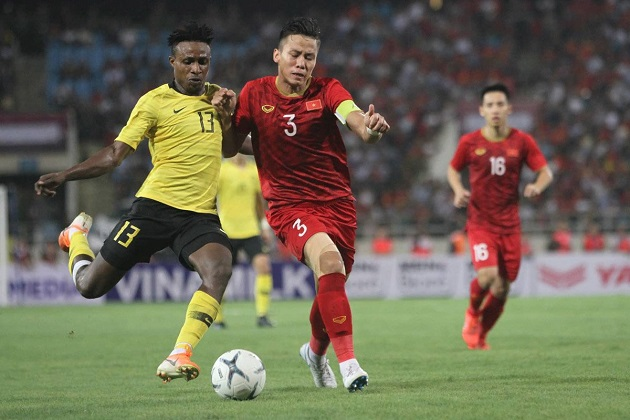Việt Nam và bài toán thể lực trước trận thư hùng với Malaysia