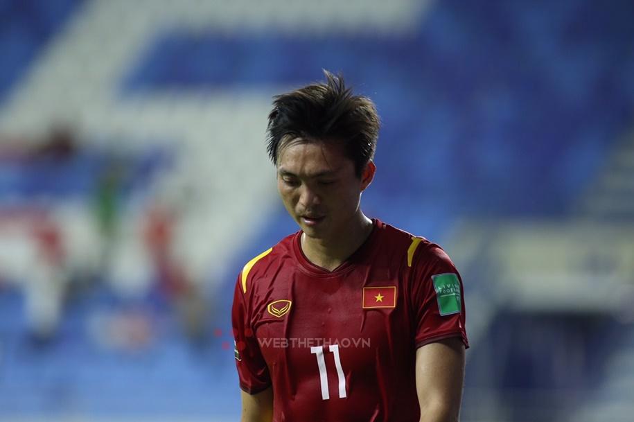 Tỷ số Việt Nam 2-3 UAE: Nỗ lực đáng khen!