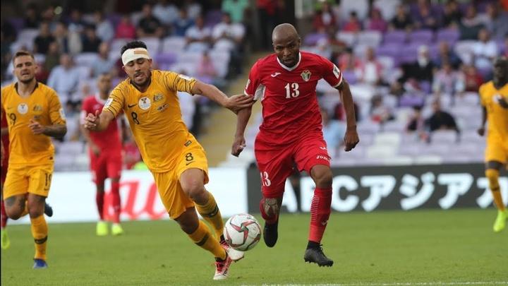 Kết quả Úc vs Jordan, video vòng loại World Cup 2022