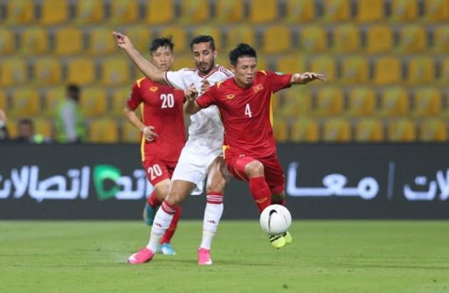 Việt Nam bộc lộ 2 điểm đáng chú ý ở trận đấu lịch sử với UAE