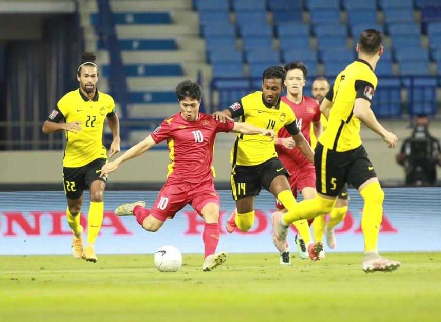 Xem lại bóng đá Việt Nam vs Malaysia, vòng loại World Cup 2022